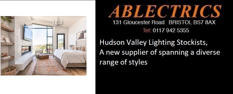 hudson valley, hudson valley lighting, lighting stockist, lighting showroom ,hudson valley stockist,
