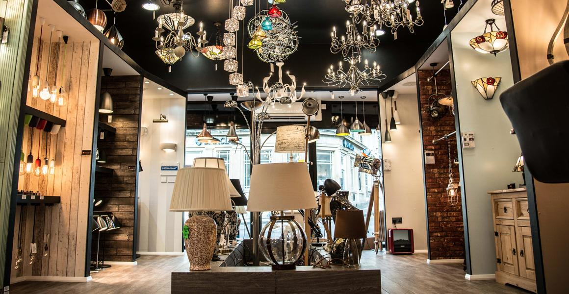 Come and visit our award winning showroom in Bristol