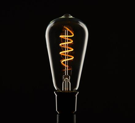Replace traditional lamps with LEDs